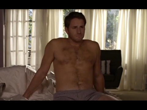 Sam Jaeger shirtless  Parenthood S02E04 aka Joel Graham