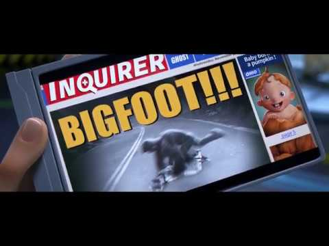 Bigfoot Junior - Alla Ricerca di Bigfoot - Clip dal Film | HD streaming vf