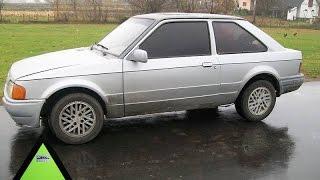 Продам АВТО ФОРД Эскорт Ford Escort 1986 Тест драйв