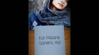 Koi Bole Dariya Hai Song | Koi Bole Dariya Hai Whatsapp Status | TikTok Famous Song