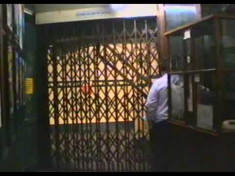 Aldwych Station London 1907 - 1994 RIP