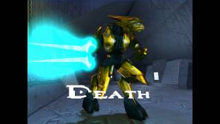 Halo Combat Evolved: Elite Sounds
