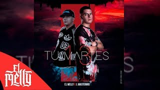 El Melly - Tu Martes 13 Ft. J.Mastermix (Lyric Video)
