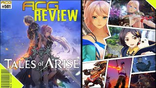 Tales of Arise Review - In Progress