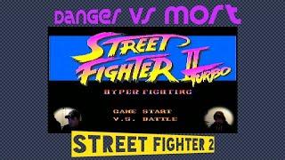 Dangeruss verses Mort Episode 1: Street Fighter 2 Turbo
