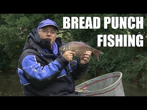Bread Punch Fishing On The Leeds - Liverpool Canal