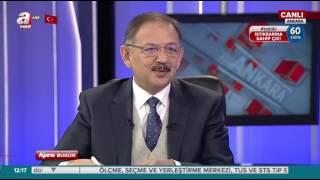 Bakan Özhaseki'den Kanal İstanbul açıklaması | Güncel Günlük Haberler