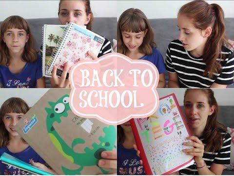 Back to school: HAUL PRZYBORY SZKOLNE | kobusjulia