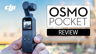 DJI Osmo Pocket - In-Depth Review