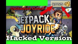 Jetpack Joyride Mod Apk - With Gameplay Latest Version