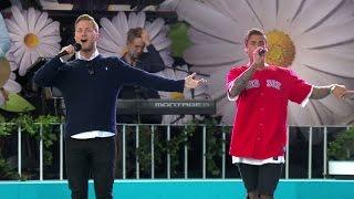 Samir & Viktor - Bada nakna - Lotta på Liseberg (TV4)