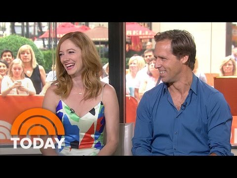 Judy Greer And Nat Faxon Talk Being 'Married,' On TV | TODAY