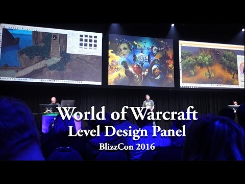 World of Warcraft: Level Design Panel