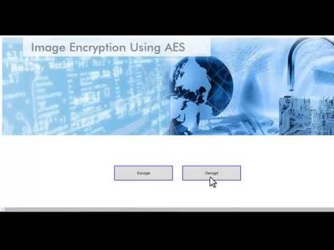Image Encryption Using AES Algorithm