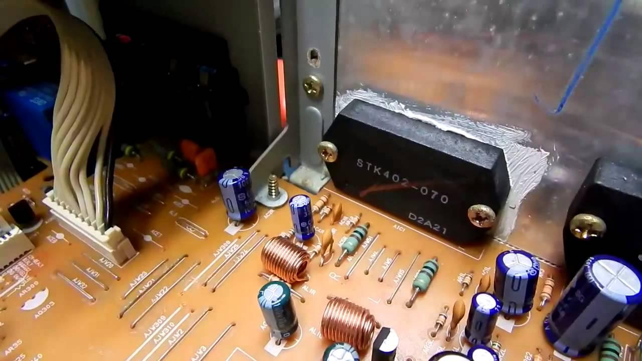 Hybrid-IC STK4182II ; Power Audio Amp