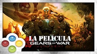 Gears of War Judgment Pelicula Completa Español