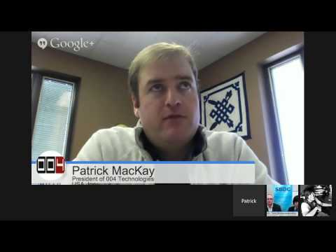 Mobile Technology with Patrick MacKay of 004 Technologies - #CU150 Ep #2
