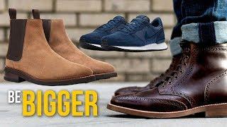 видео Обувь мужская
