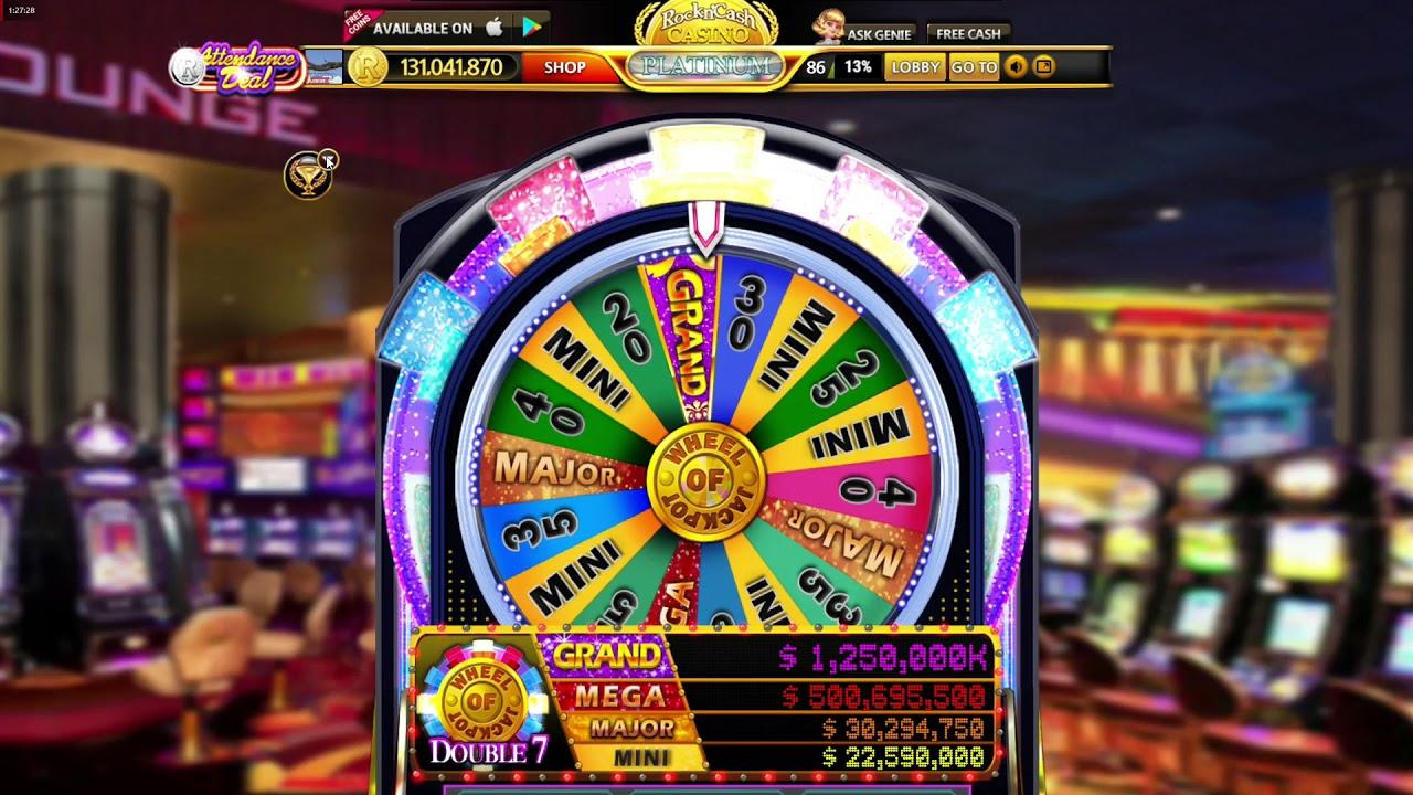 Rock N Cash Casino Biggest Jackpot Ever Youtube