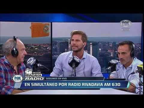 Fox Sports Radio: Bambi Pons y su equipo de actualidad, noticias y futbol (2018-03-21)