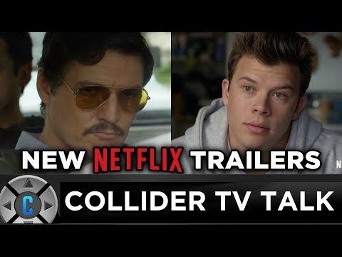 Narcos & American Vandal Trailers, The Sinner Review - Collider TV Talk