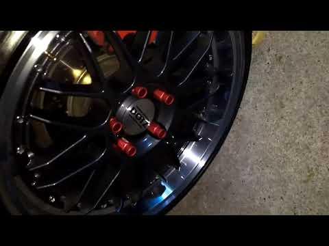 Lug Nuts Legal One installation schrauben ohne Kratzer JDM Montage Radschrauben Honda ect.
