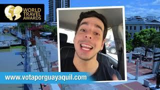 Jose Andres Caballero te invita a votar en los premios World Travel Awards