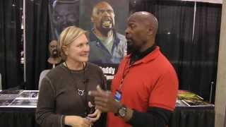 Eugene Clark interviews Denise Crosby, better known as MARY from the Walking Dead