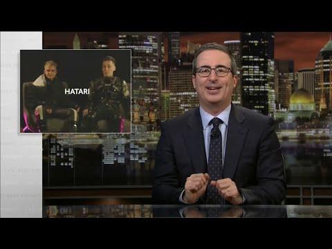 Hatari on Last Week Tonight with John Oliver