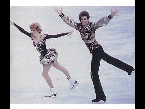 Зимние О.И. 1988. Фигурное катание. Спортивные танцы. Произвольная программа.