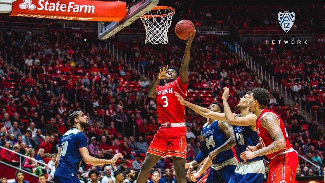Recap: Utah men's basketball drops to No  6 Nevada despite Sedrick  Barefield's season-high 33 points