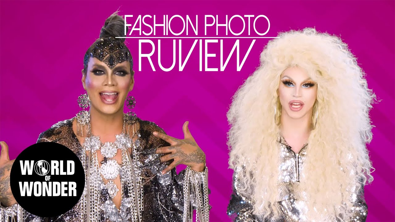 FASHION PHOTO RUVIEW: Drag Race Season 11 Episode 8 LIVE CHAT W/ AQUARIA