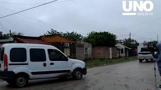 Los allanamientos realizados en barrios del noroeste de la ciudad