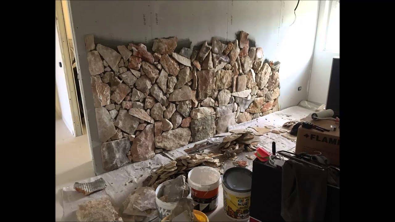 Rivestimento In Pietra Naturale : Rivestimento di pietra naturale della quarzite per le pareti