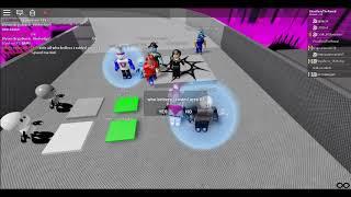 Roblox Caleb's CR OC Rival Battle Game