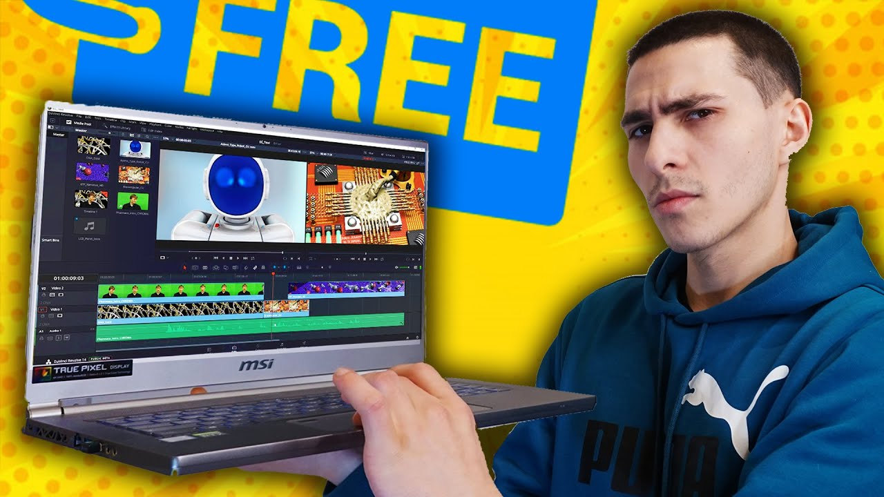 Download Best Free Video Editing Software 2021