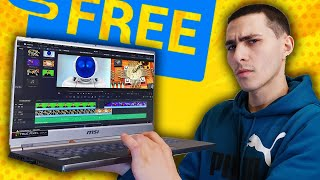 Best Free Video Editing Software 2021