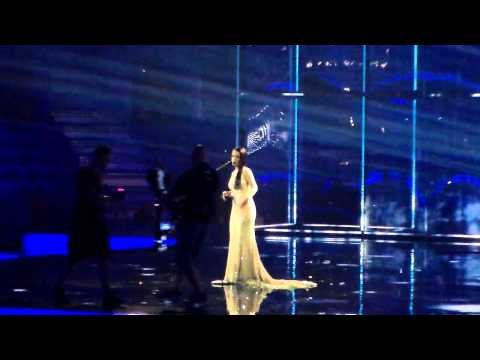 "Último ensayo de Ruth Lorenzo antes del Jury Final - ""Dancing in the rain"" thumbnail"