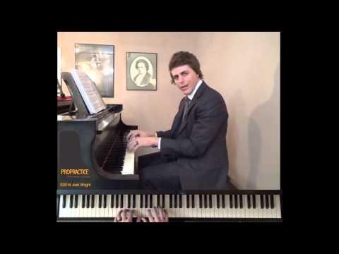 Rachmaninoff Prelude in G minor, Op.23 No.5 - ProPractice by Josh Wright
