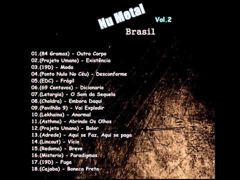 Nu Metal Brasil - Vol 2 (Álbum Completo)