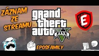 GTA 5 ONLINE /HYPE STREAM 400SUB  [CZ/SK] / Pokec /Werpo / PS4