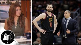 Is Kevin Love ready to be the face of the Cleveland Cavaliers?   The Jump   ESPN