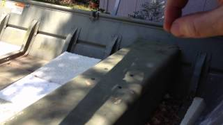 Lowe Aluminum Boat Modification - Floor Deck - Pt 1