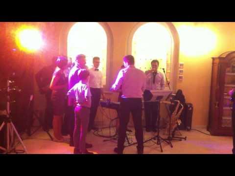 Karaoke per gli invitati - Cantante che segue e gestisce i vostri invitati durante il karaoke