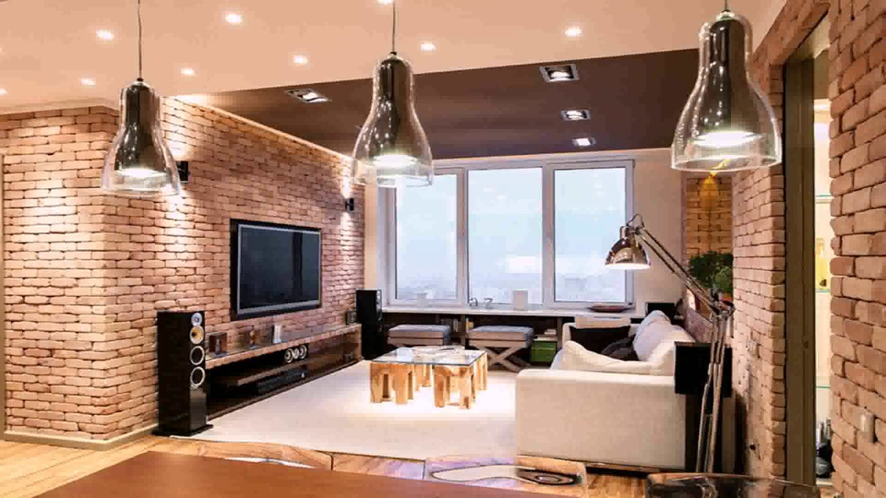 Modern Loft Interior Design YouTube