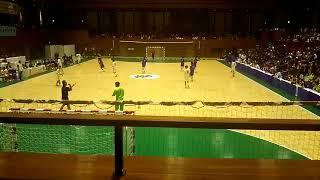 【愛媛国体ハンドボール】少年男子決勝 神奈川の超スーパープレー(ラスト)