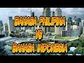BAHASA FILIPINA VS BAHASA INDONESIA