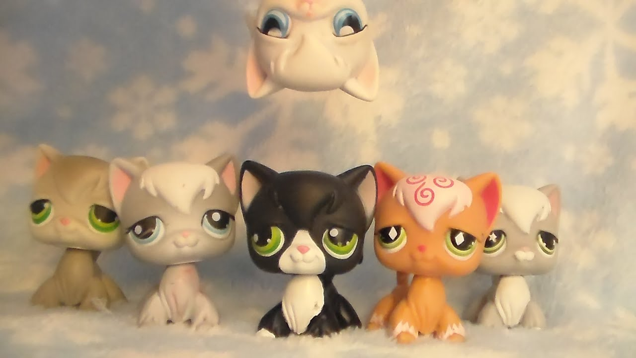 Lps Pictures To Cats