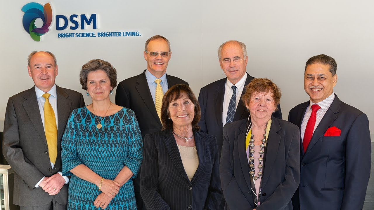 Download Meet DSM's Supervisory Board