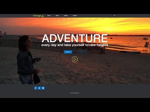 How To Make a WordPress Website - Vantage